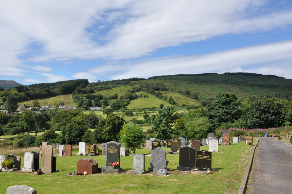 New bid to extend Lamlash cemetery