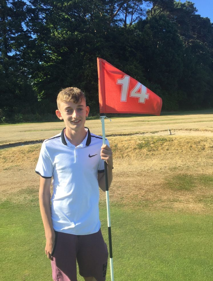 Arran Banner Golf – week 28