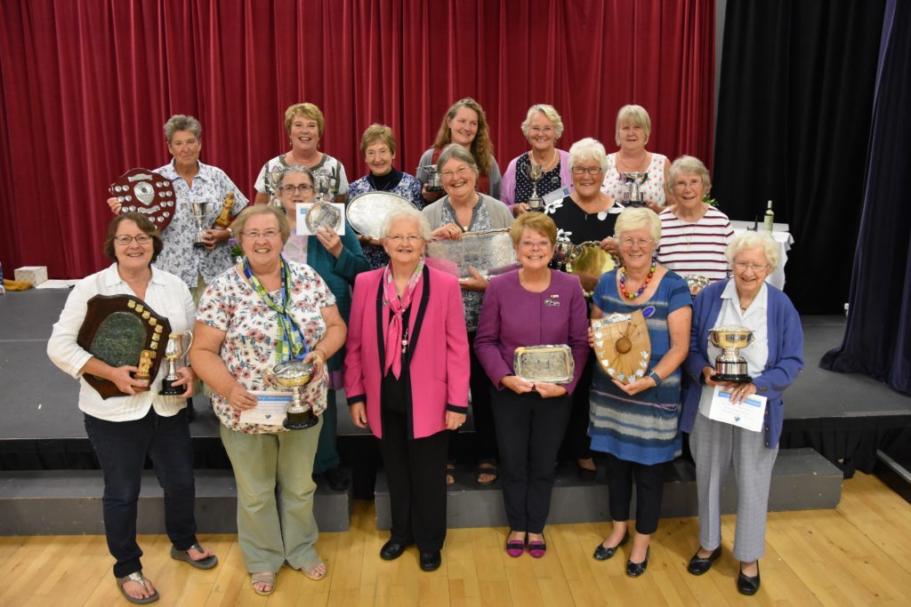 Arran SWI Federation skills on display at handicraft show