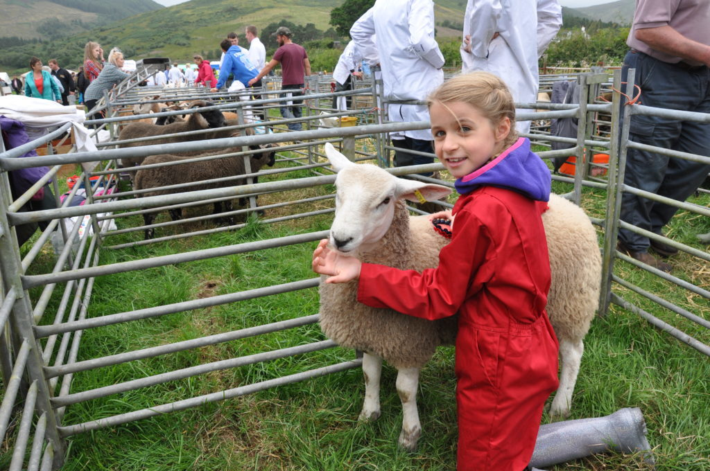 Arran farmers put on another splendid show