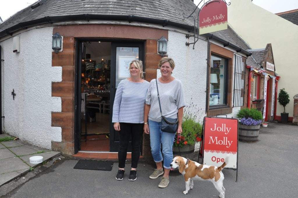 Jolly Molly makes way for ice cream parlour