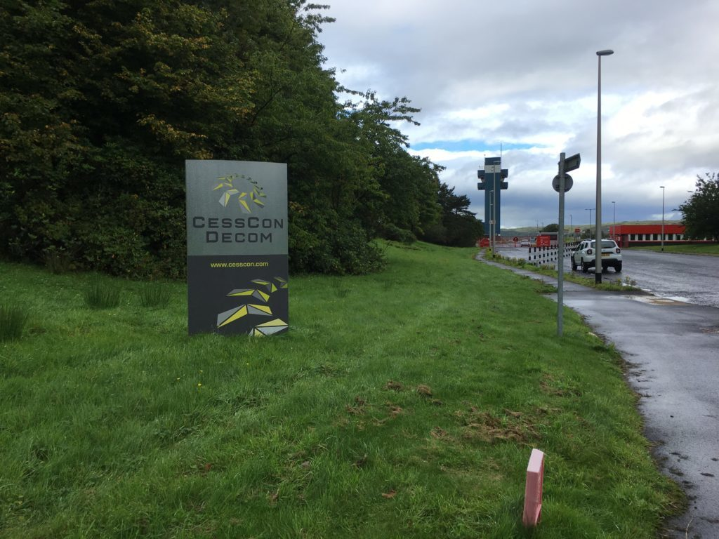 Hunterston scrapyard brings tourism fears