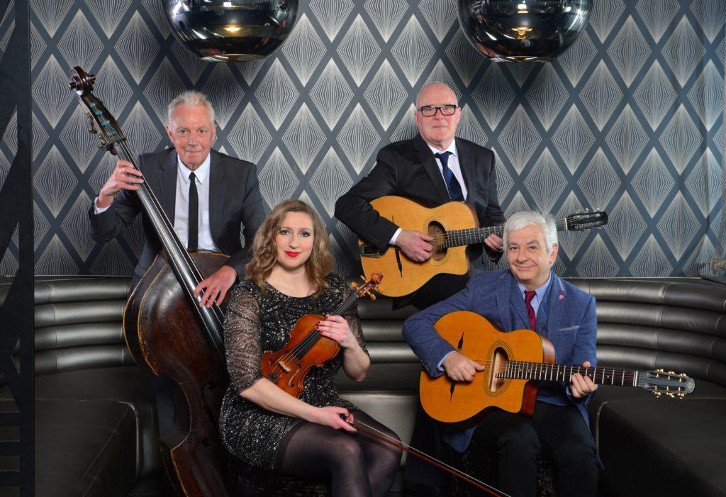 Rose Room bring gypsy jazz to Arran