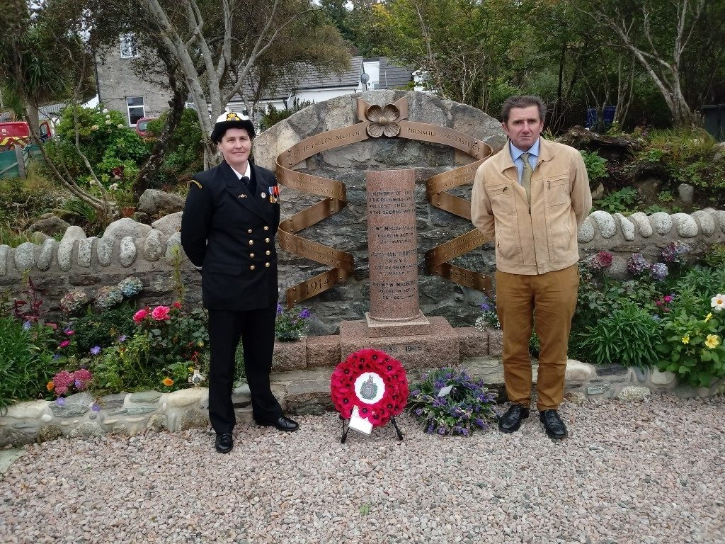 Remembering at last the eight brave men of Pirnmill