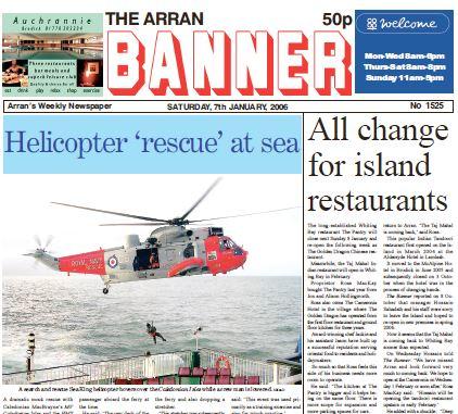 Arran Banner PDF Archive 2006