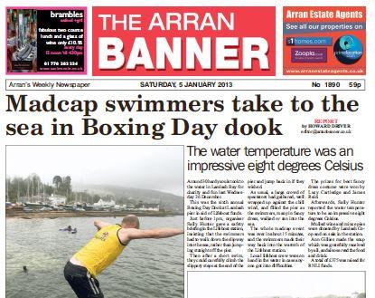 Arran Banner PDF Archive 2013