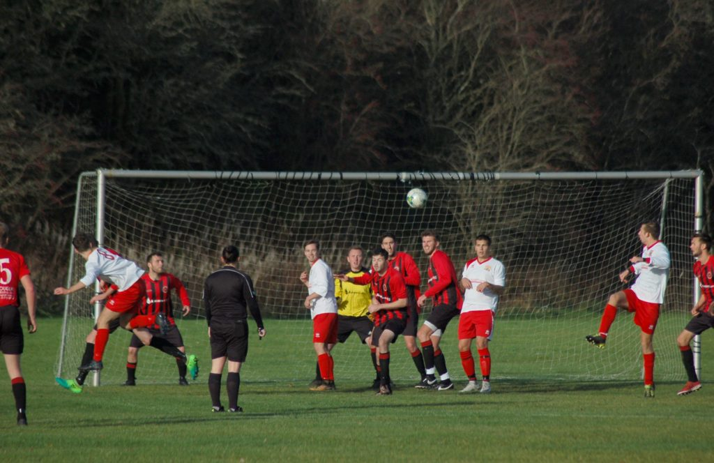 Arran go six points clear after tough Thistle tussle