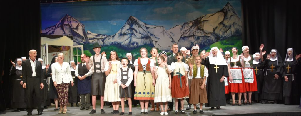 Arran is alive with the sound of music