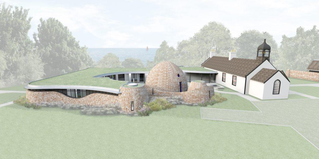 Restoration of Sannox Church gets under way