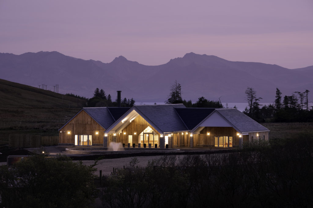Whitebeam takes root at new crematorium