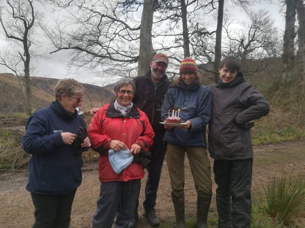 Volunteers celebrate seven years of being HOT