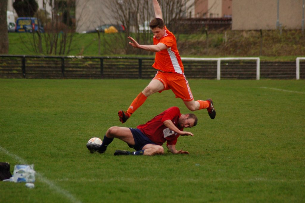 Defeat sees Arran finish cup group runners-up