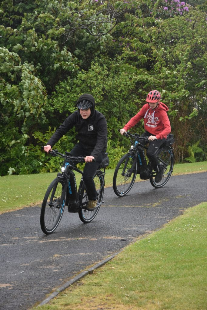 Pedal power to the fore at eBike open day