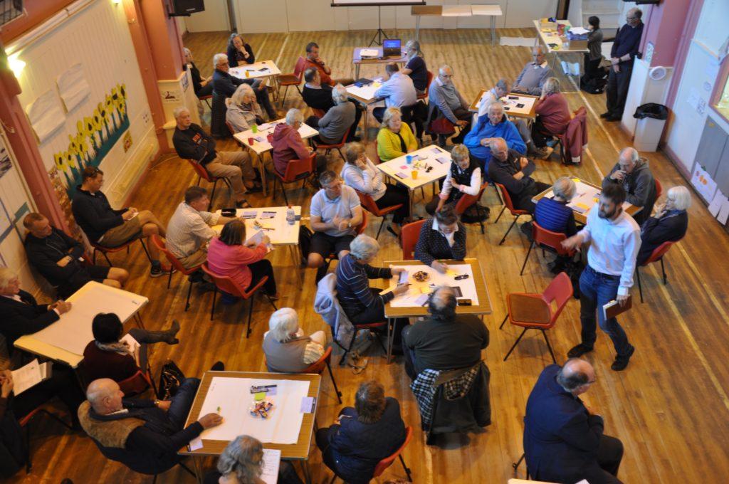 Consultation held on islands plan