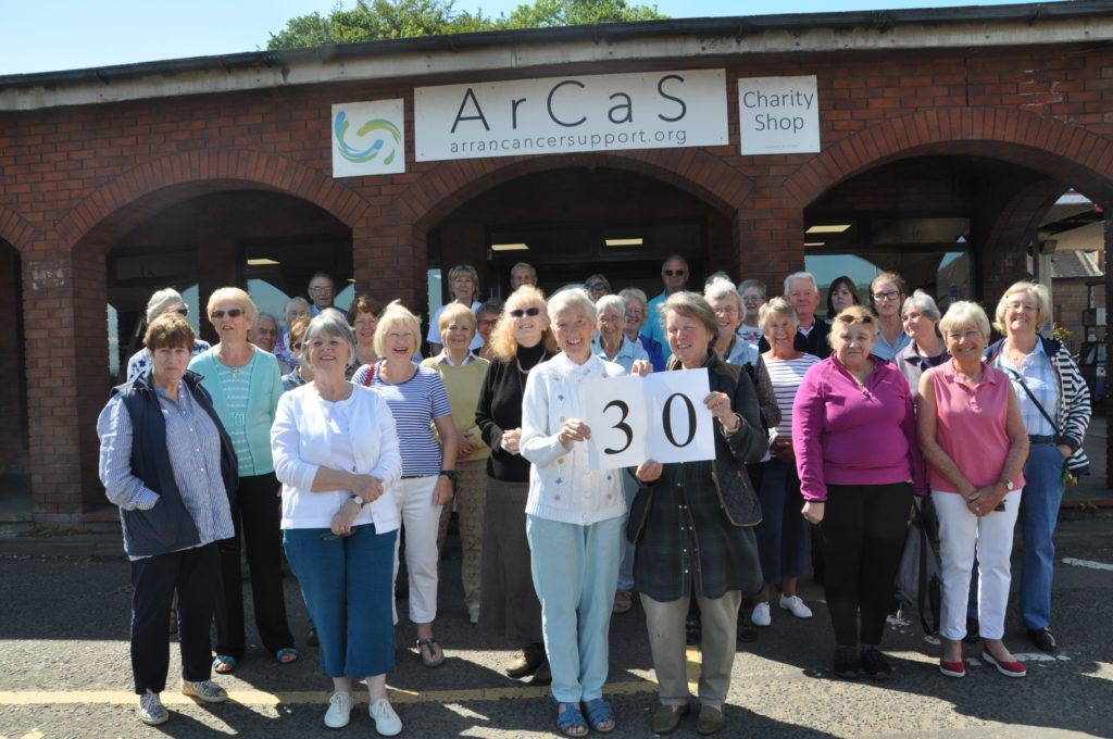 ArCaS 30 years of caring