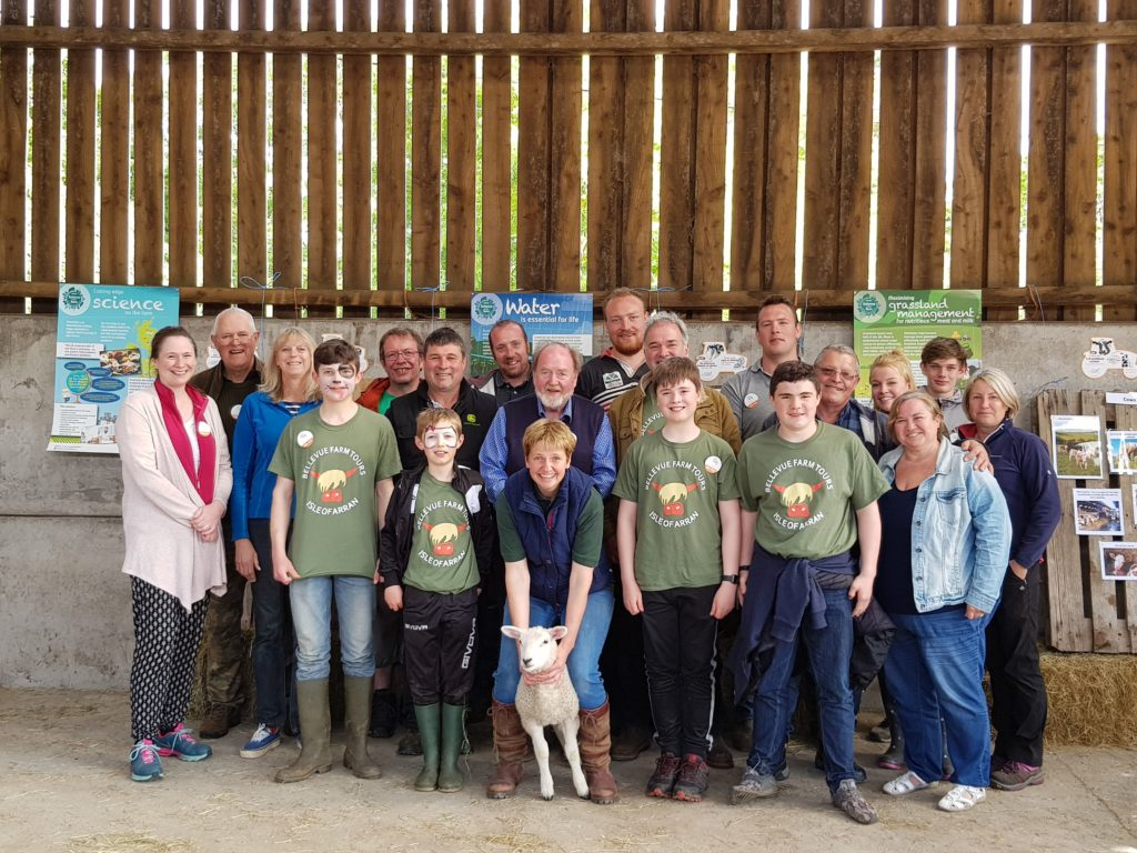 Visitors flock to open day