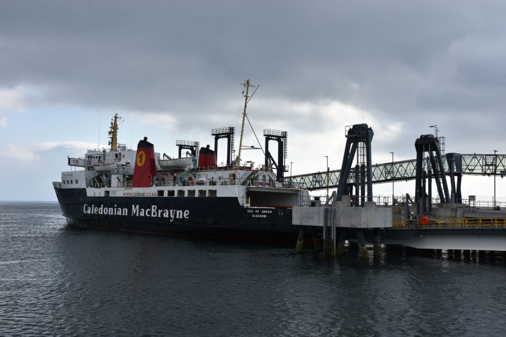 Essential ferry maintenance delayed