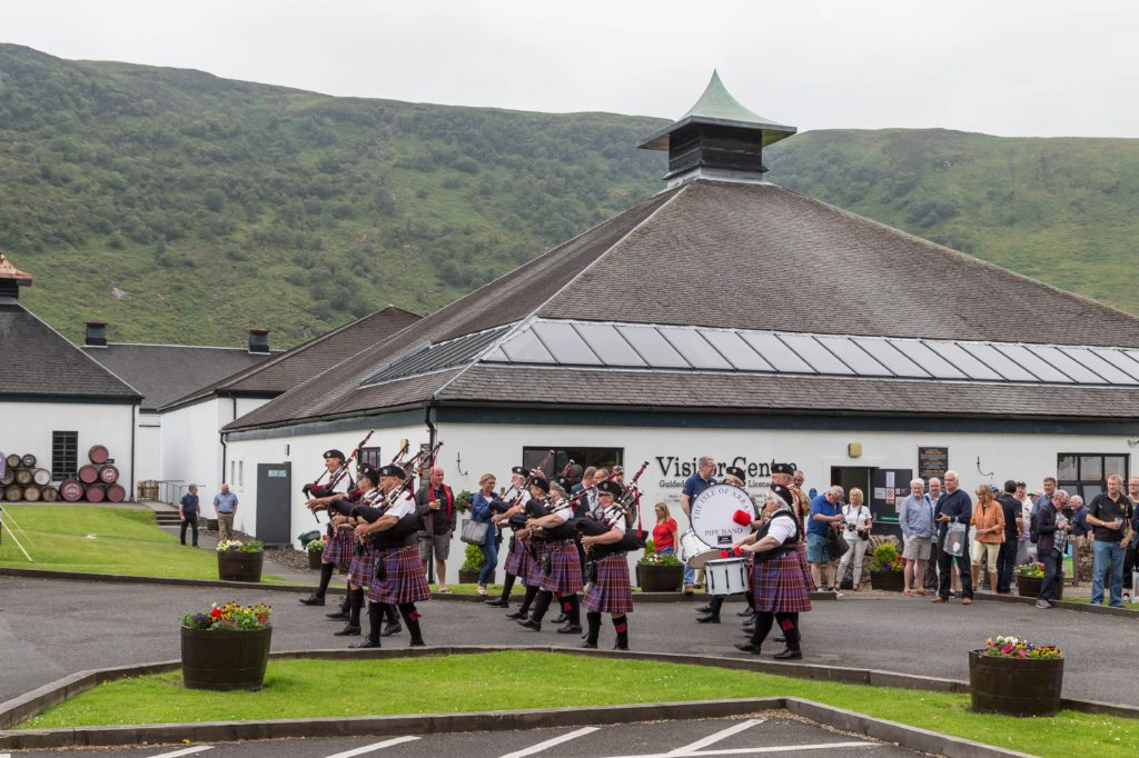 Whisky galore at annual jamboree
