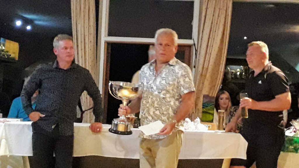 Double win for Alastair at Lamlash Open