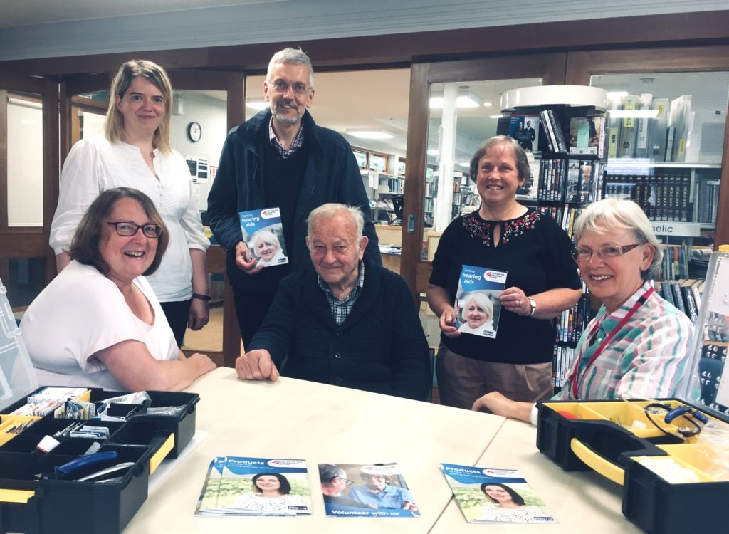 Councillor backs hearing aid support service