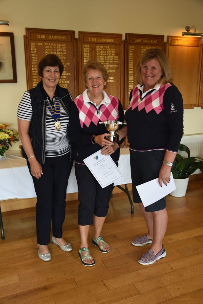 Golfers end 45 year wait to retake the SWI title