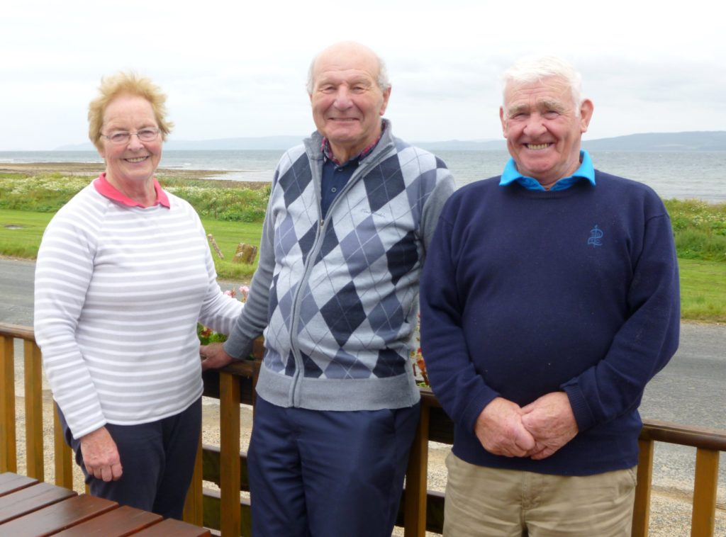 Kelso double at Captain's Day