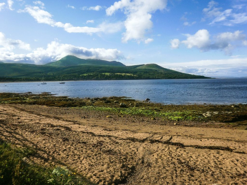 Some Scots don't know their Arran from their Anglesey