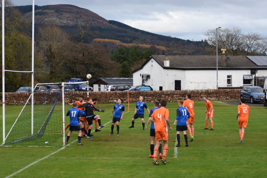 Battling Arran are out of Scottish Cup