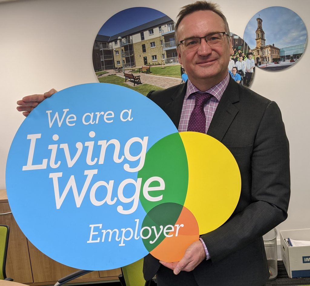 Council pays new Living Wage early