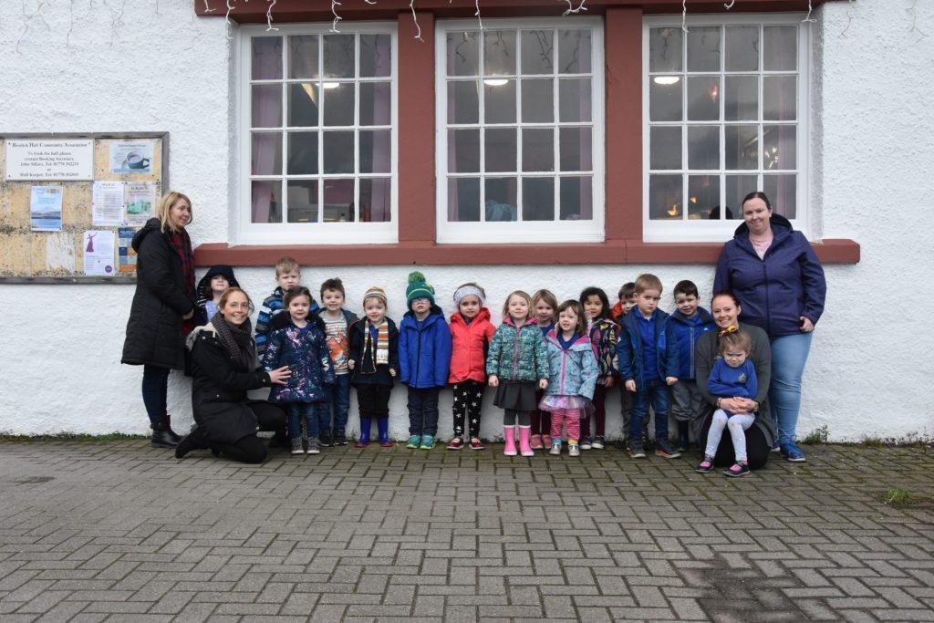 Brodick Nursery faces closure threat