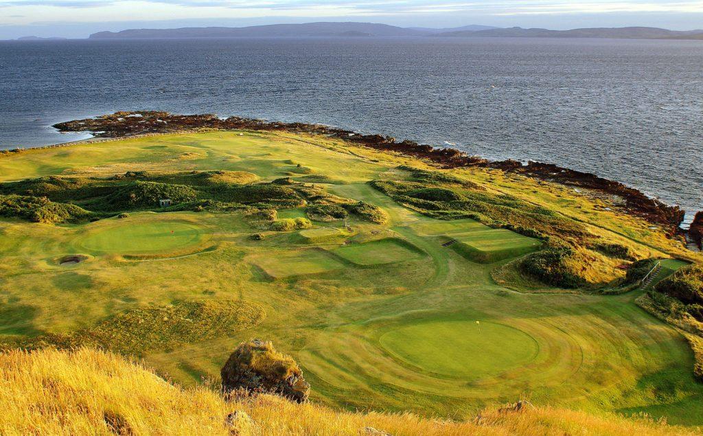 Arran Banner Golf – week 03